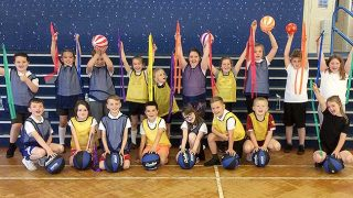 pupils of condorrat primary school