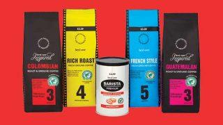 Bestway coffee range