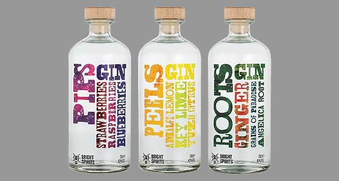 Bright Spirits gin