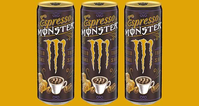 Espresso Monster Salted Caramel