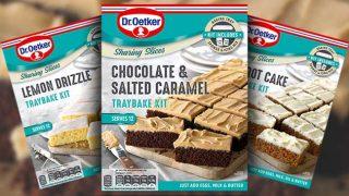 Dr Oetker cake mix
