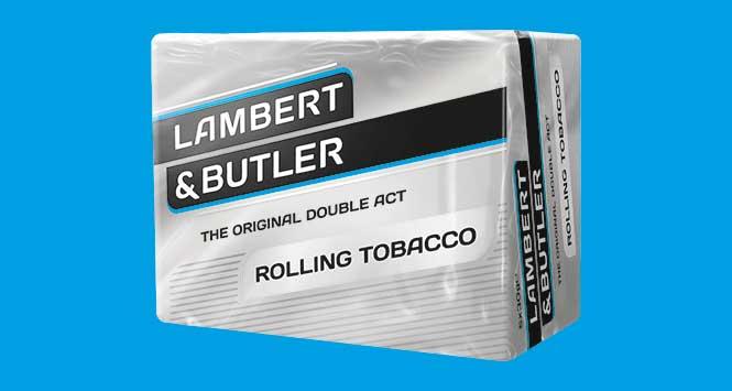 Lambert & Butler Rolling Tobacco