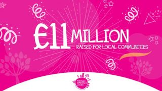 £11m raised in UK