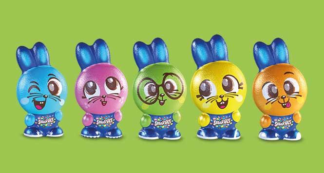 Smarties bunnies