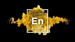 Alchemy Engage logo
