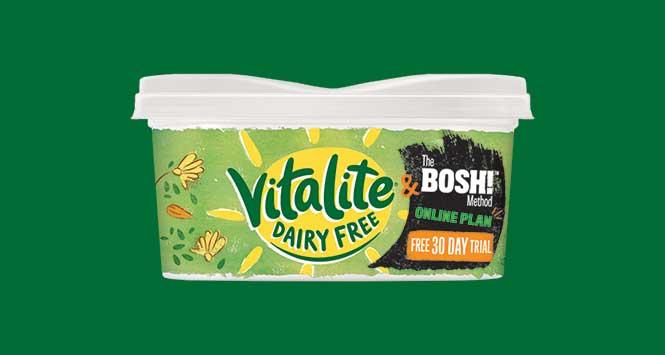 Bosh promotional pack of Vitalite