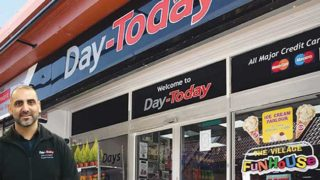 Day-Today store