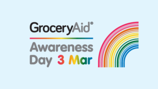 GroceryAid Awareness Day 3 March