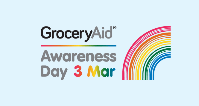 GroceryAid Awareness Day 3 March