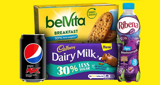 Low sugar products