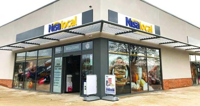 Nisa Local store