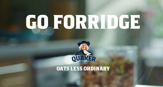 Go Forridge ad