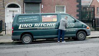 Lino Richie's van