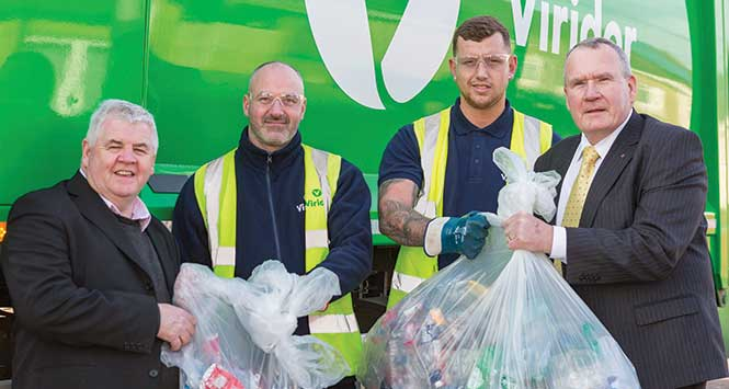 recycling collectors