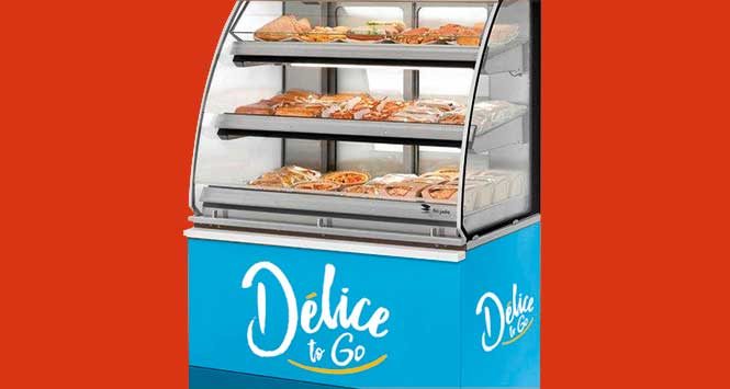 Delice-to-go hot hold