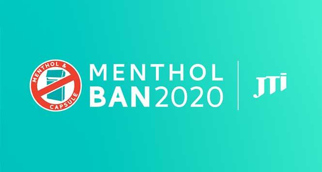 Menthol ban 2020