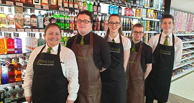 Greens of Ellon staff