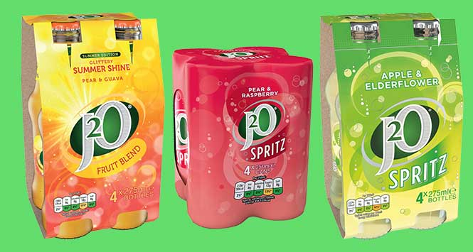 J2O new products