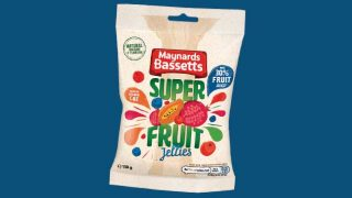 Maynards Bassetts Superfruit Jellies