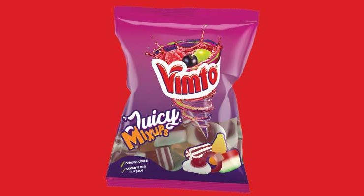 Vimto Juicy Mixups