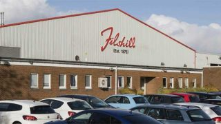 JW Filshill warehouse