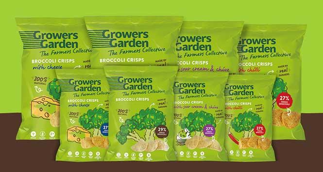 Growers Garden snacks