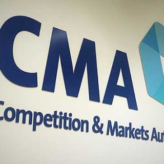 Competition and Markets Authority logo