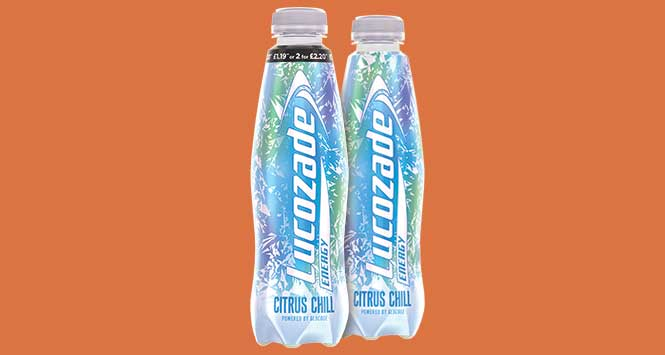 Lucozade Energy Citrus Chill