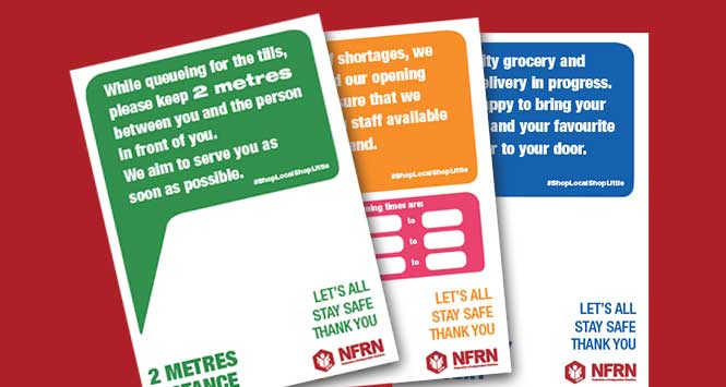 NFRN posters