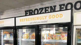 Nisa freezers