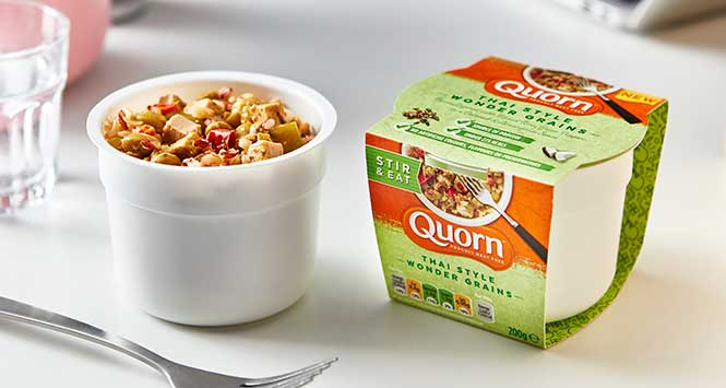 Quorn Wonder Grains