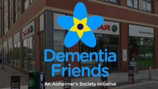 Dementia Friends logo
