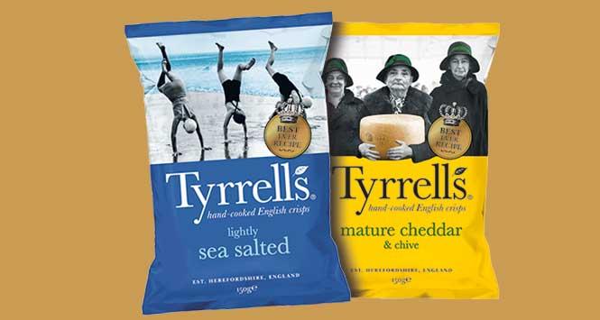 Tyrrells Crisps