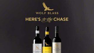 Wolf Blass ad