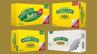 Amber Leaf range