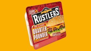 Rustlers Quarter Pounder