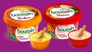 Boursin Inspiration range