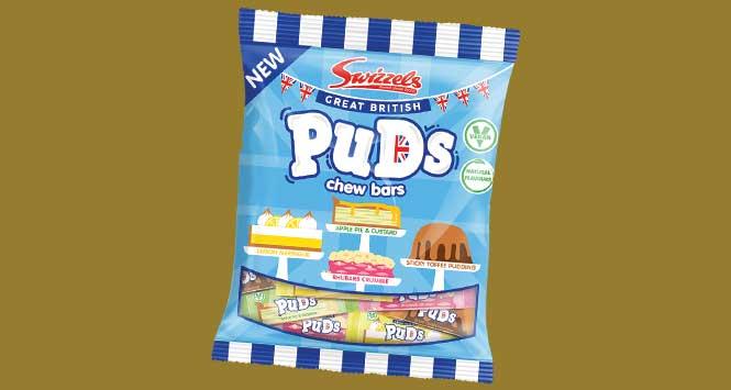 Swizzels Great British Puds