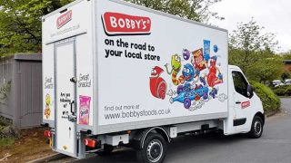 Bobby's van