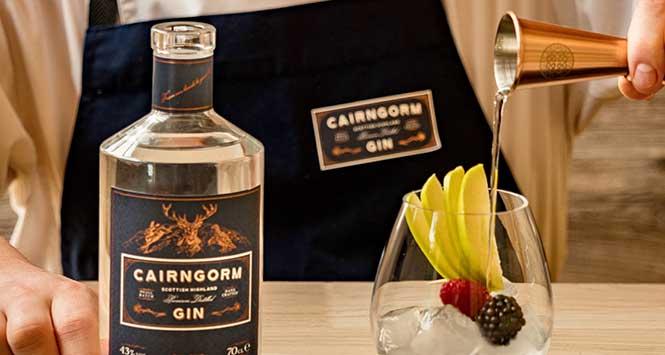 Cairngorm gin