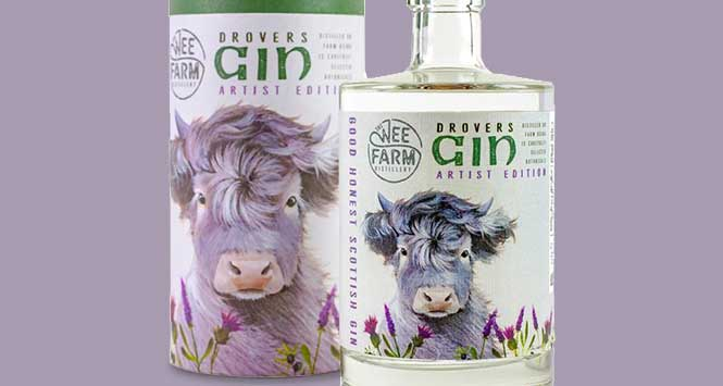 Drovers gin