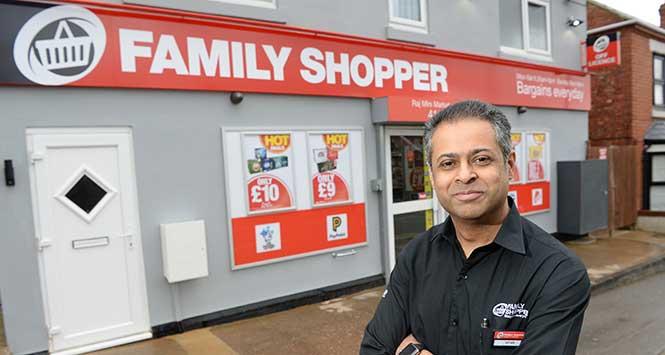 Family Shopper store