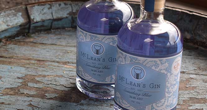 McLean's Gin