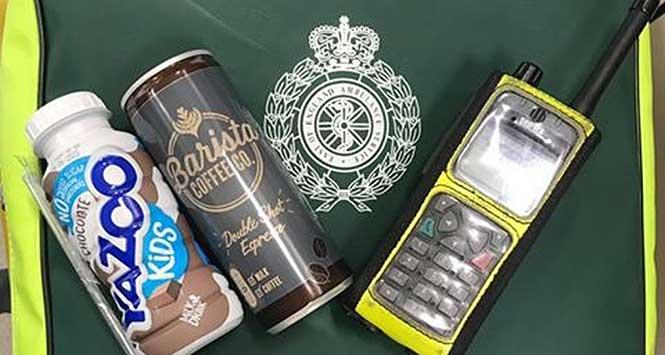 Yazoo drink