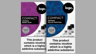 Logic Compact Intense pods