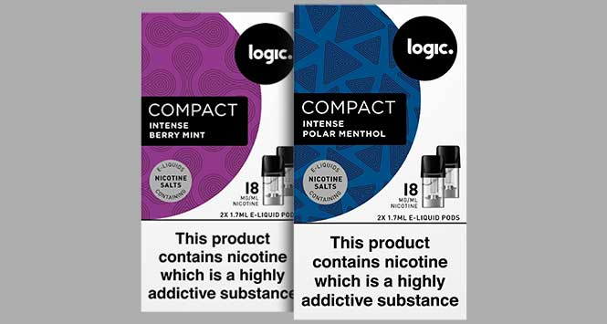 Logic Compact Intense pods