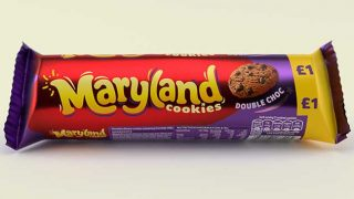 Maryland Cookies
