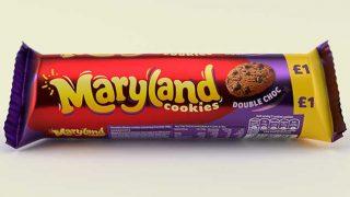 Maryland Cookies