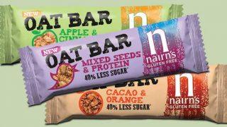 Nairn's oat bars