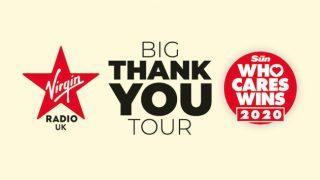 Big Thank You tour